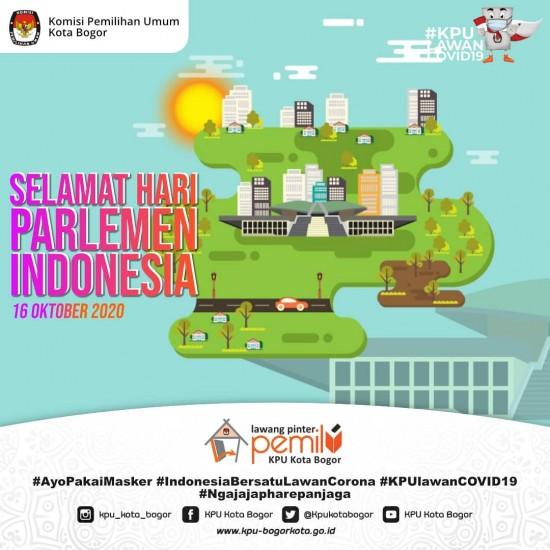HARI PARLEMEN INDONESIA