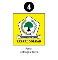 4 GOLKAR
