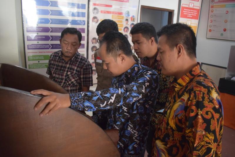 Lawang Pinter Pemilu Kota Bogor dikunjungi KPU Kabupaten Kepahiang