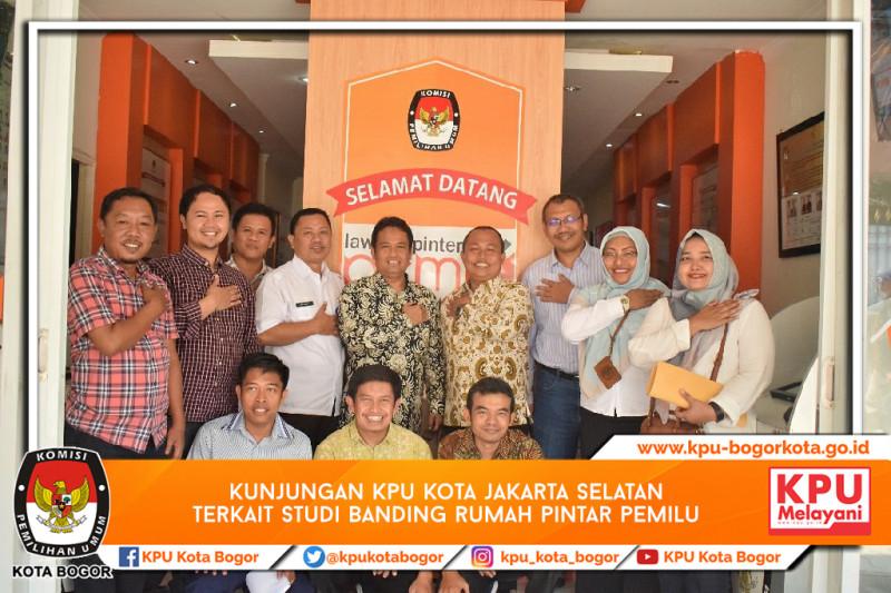 KPU Kota Bogor Luar Biasa, Semoga Tambah Sukses dan Eksis.