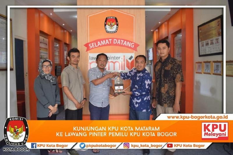 KPU Kota Bogor Harapkan ada Keselarasan Kualitas RPP untuk KPU Provinsi dan KPU Kabupaten/Kota lain Se-Indonesia