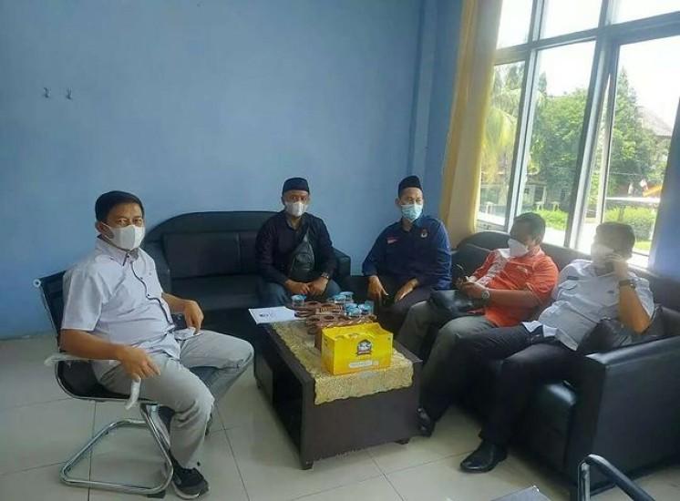 Rapat Koordinasi dengan Disdukcapil Kota Bogor