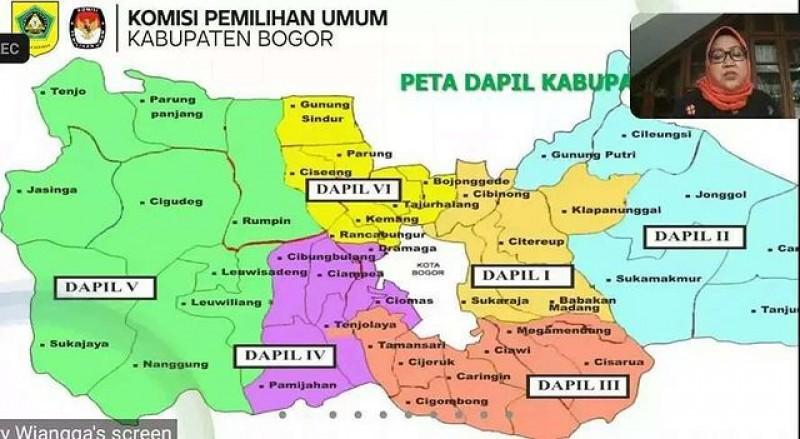 Webinar KPU Provinsi Jawa Barat berkolaborasi KPU Kab Majalengka & KPU Kab Bogor