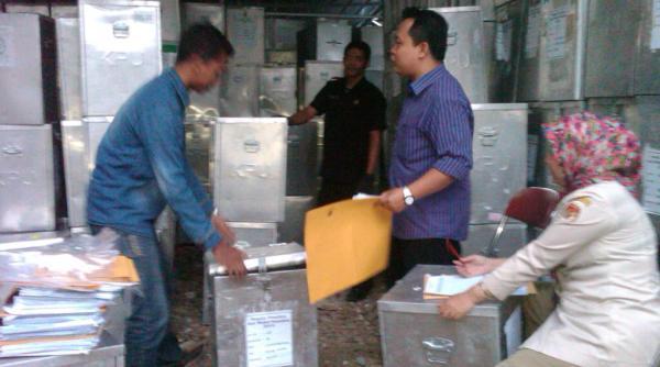 KPU Kota Bogor Kembali Bongkar 3.414 Kotak Suara