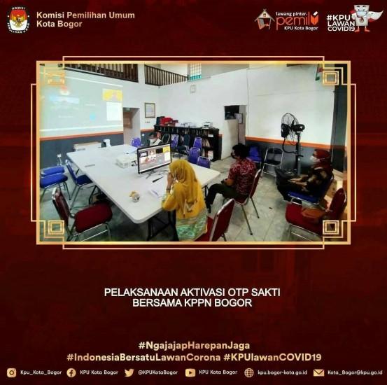 Aktivasi Aplikasi Keuangan Tingkat Instansi KPPN Bogor