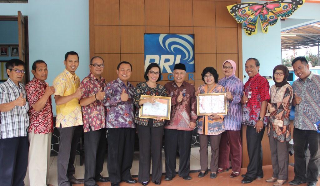 Media Visit  KPU Kota Bogor ke RRI Bogor