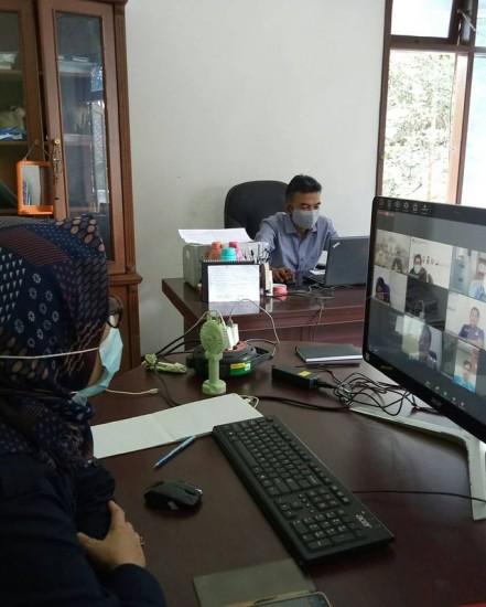 Webinar KPU Provinsi Jabar