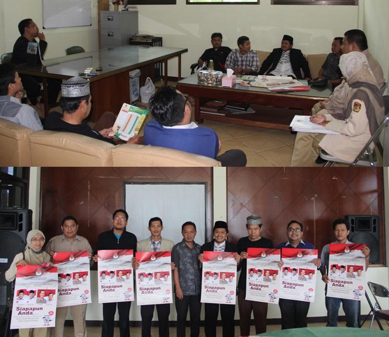 Sosialisasi Pilpres dengan Pemuda Muhammadiyah