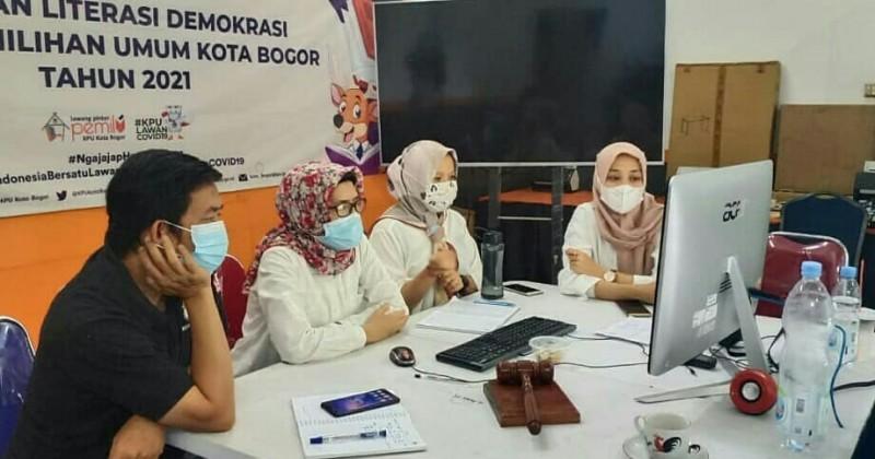 Webinar Bawaslu Sulawesi Selatan