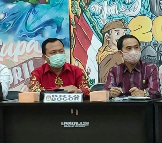 RAPAT PEMBAHASAN ANGGARAN PEMILIHAN SERENTAK TAHUN 2024