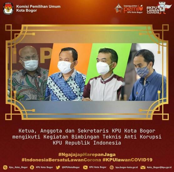 Bimtek Program Anti Korupsi KPU RI
