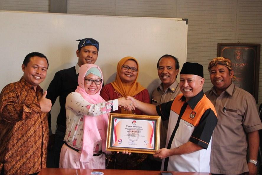 Media Visit KPU Kota Bogor Ke Radio Megaswara