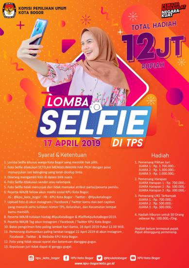 Selfie di TPS Yuk!