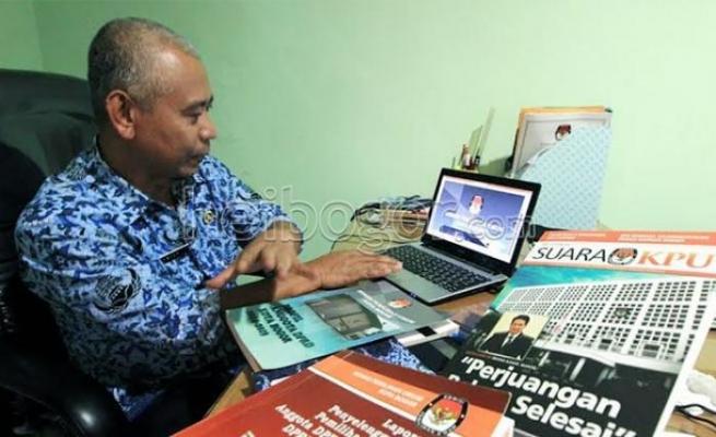 KPU Kota Bogor Luncurkan Aplikasi Kearsipan Berbasis IT